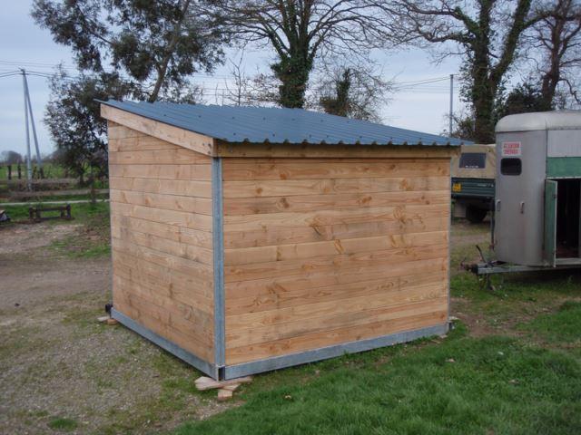 abri de prairie mobile pour chevaux. Black Bedroom Furniture Sets. Home Design Ideas